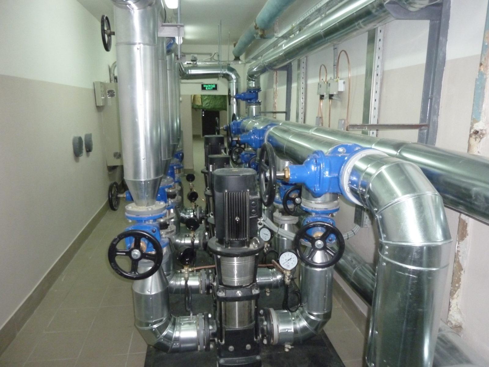 Промышленные котельные установки под ключ в EKOIN - Фото №15