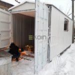 Производство БТК — 350кВт. газовая с ГВС г. Николаев - Фото №16