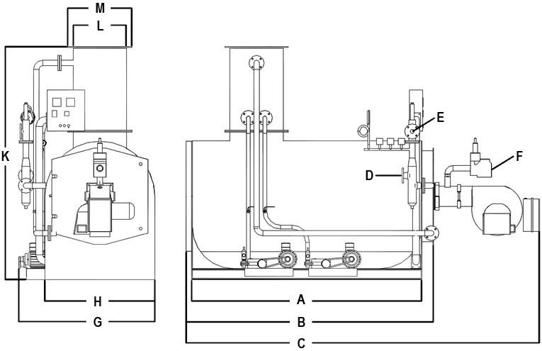 Горизонтальные парогенераторы Alba D - Фото №17