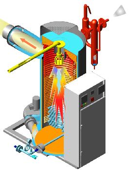 Вертикальные парогенераторы Alba D - Фото №16