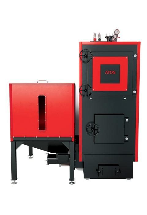 Твердотопливные котлы с автоматической подачей топлива - Фото №15