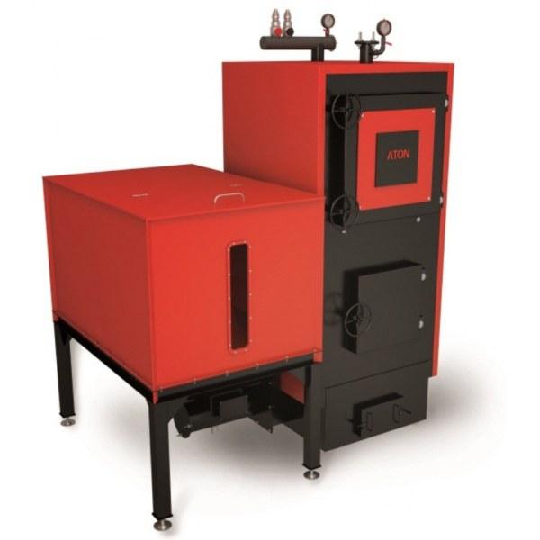 Твердотопливные котлы с автоматической подачей топлива - Фото №16