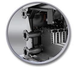 Конденсационный котел Unical Modulex EXT - Фото №20