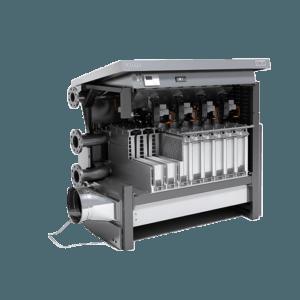 Modulex - промышленный конденсационный котел Unical