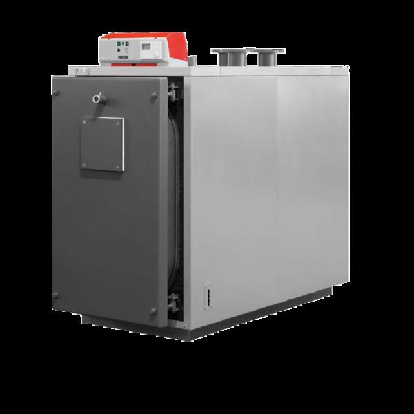 XCK конденсационный газовый котел Unical