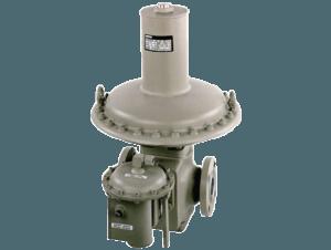 Регулятор давления газа RBE 4022, RBE 4032
