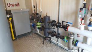 Блочно модульная газовая котельная