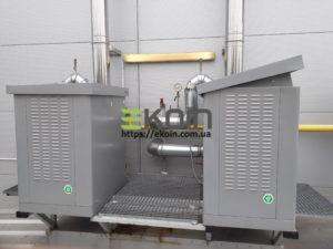 Modulex наружная установка газового котла