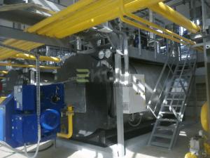 Производственная котельная