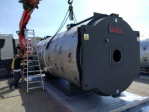 TERNOx 2s Unical трёхходовой газовый котел