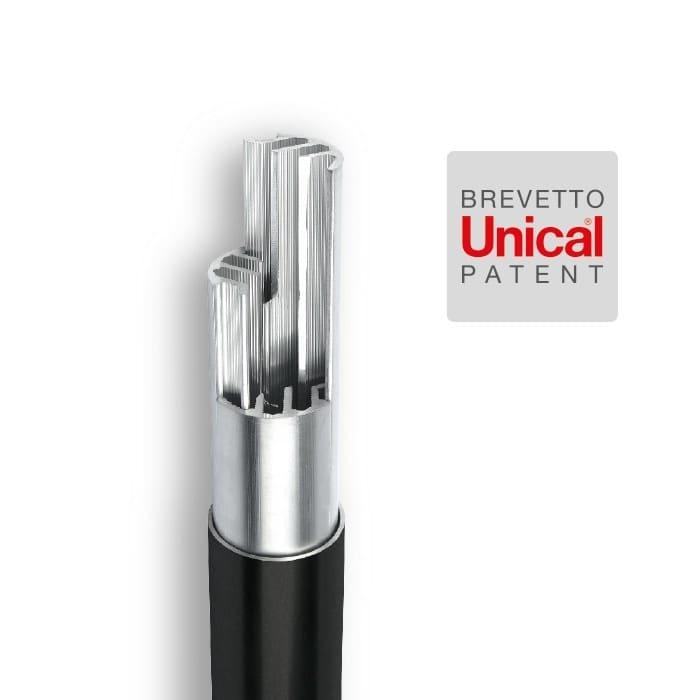 Специальные вставки турбулизаторы для котлов Unical Ternox 2s