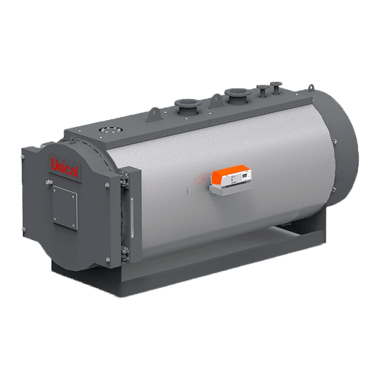 Ternox 2s трёхходовой газовый котел Unical