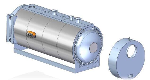 Газовый трёхходовой котел Ternox 2s Unical